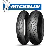 Мотоциклетная резина Michelin
